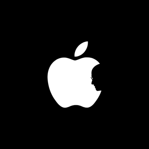 Jonathan Mak Apple image tribute to Steve Jobs